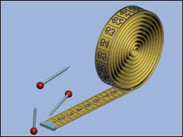 Centimeters & Linialen & Quiltmallen & Zoommaatjes
