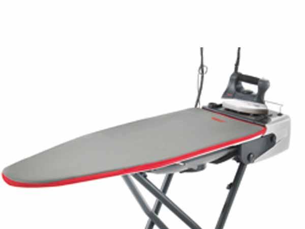 Strijkset compleet strijkijzer & strijktafel