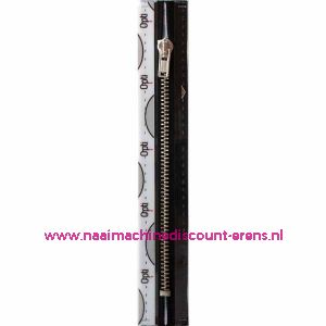 Opti rits M40 16cm zilv (stk) / 001.8053.16