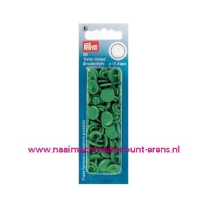 010079 / Prym Color Snaps kleur GREEN art. nr. 393129