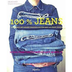 100% jeans - 28 naaiprojecten met je oude jeans