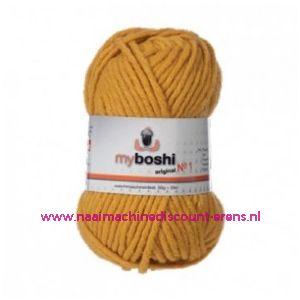 MyBoshi nr. 1 - 112 mosterd / 010147