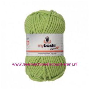 MyBoshi nr. 1 - 121 limegroen / 010153