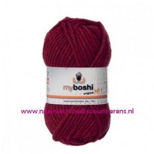 MyBoshi nr. 1 - 135 bordeauxrood / 010161
