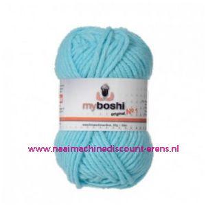 MyBoshi nr. 1 - 151 luchtblauw / 010165
