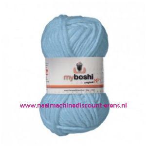 MyBoshi nr. 1 - 156 ijsblauw / 010170