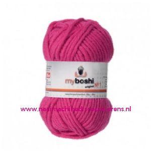 MyBoshi nr. 1 - 162 magenta / 010172