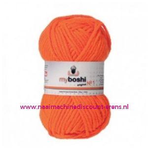 MyBoshi nr. 1 - 181 neon oranje / 010180