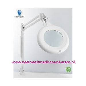 Daylight Slimline Magnifierm loupelamp art. nr. E22030-01