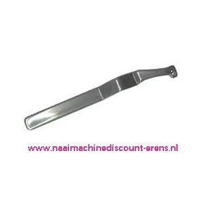010396 / Twin Needle Insert voor lockmachine/naaimachine