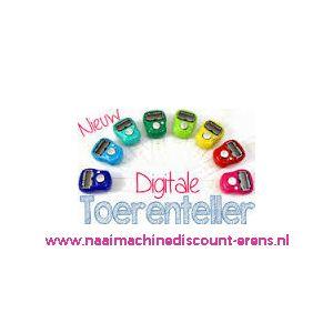 Toerenteller digitaal OPRY / 010432