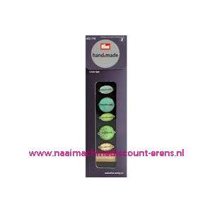 010466 / Handmade label set pastel prym art. nr. 403776