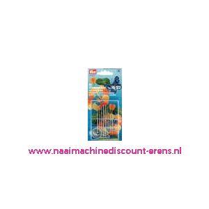 Naalden Assortie Borduurnaald No.18-22 Draadinrijger 124550