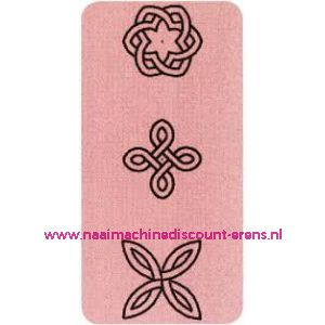 "Sjablonen ""Mandala"" prym art, nr. 610101 - 10663"