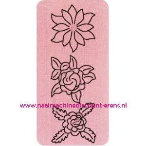 """Sjablonen """"Bloemen"""" prym art, nr. 610105 - 10667"""