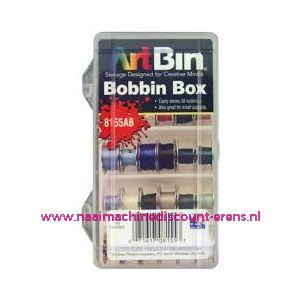 Spoelendoos Artbin 8155 AB geschikt 30 spoelen