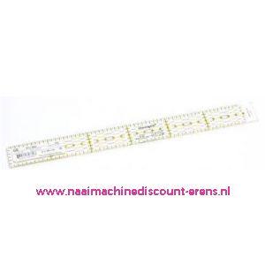 Prym/Omnigrid liniaal 3 x 30 centimeter Prym art. nr. 611650