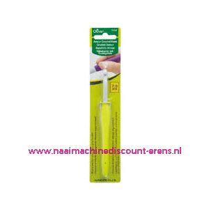 Haaknaalden 7,0 Mm CLOVER art. nr. 1054 / 010885