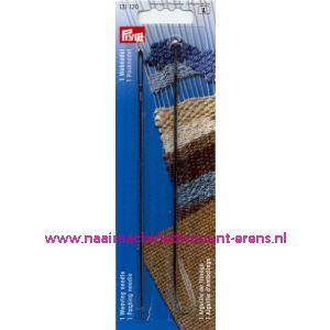 001090 / Weef En Paknaald Zilverkleurig Prym art. nr. 131120