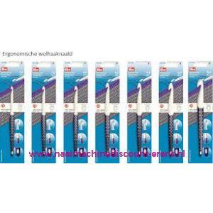 Wolhaaknaald kunststof prym ergonomic 9 Mm 18 Cm art. 218491 / 010936