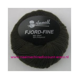 Annell Fjord-Fine kl.nr 8749 / 010986