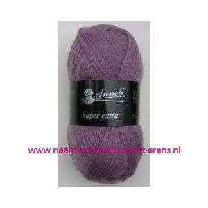 Annell Super Extra kl.nr 2007 / 011054
