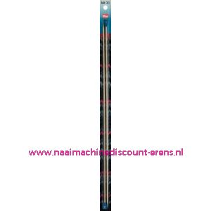 Breinaalden Alu Zilverkl. 40Cm 3,00 Mm prym art. nr. 171307 / 001106