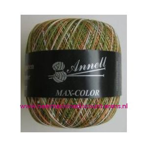 Annell Color kl.nr 3489 / 011108