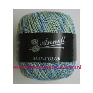 Annell Color kl.nr 3487 / 011110