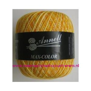 Annell Color kl.nr 3484 / 011113