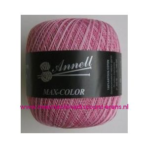 Annell Color kl.nr 3482 / 011115