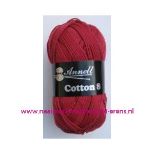 Annell Cotton 8  kl.nr. 10 / 011136