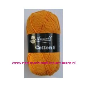 Annell Cotton 8  kl.nr. 21 / 011145