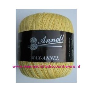 "Annell ""Max Annell"" kl.nr 3414 / 011204"