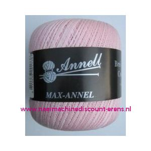 "Annell ""Max Annell"" kl.nr 3432 / 011211"