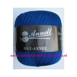 "Annell ""Max Annell"" kl.nr 3438 / 011212"