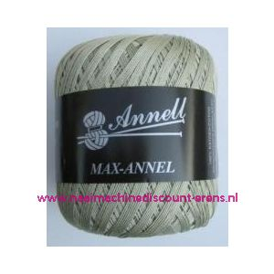 "Annell ""Max Annell"" kl.nr 3446 / 011217"