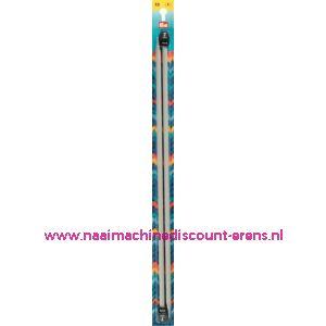 Breinaalden Alu Grijs 40Cm 7,00 Mm prym art. nr. 191481 / 001125