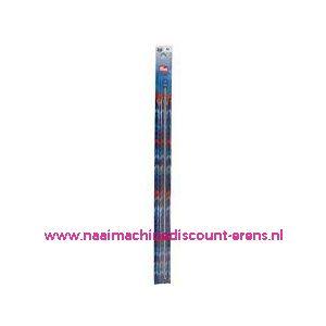 Tunische Wolhaaknaalden Alu Grijs 30Cm 3,00 Mm art.nr.195215 / 001147
