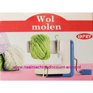 Wolmolen / Wolwinder OPRY horizontaal / 011744
