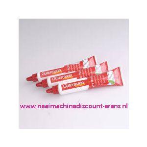 """Gutermann Textiellijm """"de originele"""" HT2 30 gram verpakking - 11810"""