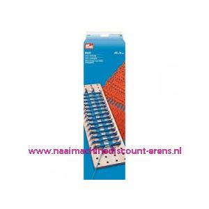 Loom Set Maxi Rechthoek Prym art. nr. 624158 / 011823