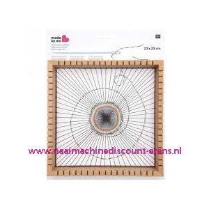 Rico Weefraam Vierkant 23 x 23 Cm nr. 500015.553 / 011833