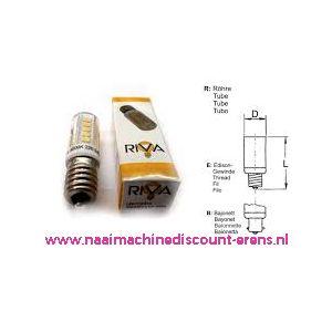 RIVA LED 220-240V 2.5W E14 - 12010
