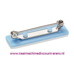 012203 / Broche plakbaar 35 Mm art. 3504002