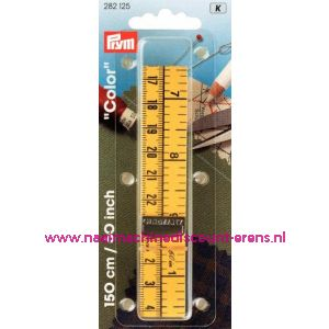 Centimeters Color Analoog 150Cm 60 Inch prym art. nr. 282125