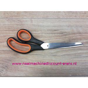 MEDIAC Stoffen-/ Huishoudschaar Discount 245 Mm oranje