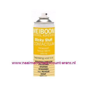 MEIBOOM Sticky Stuff 500 ML SPUITBUS stoffen+schuim - 12364