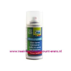 Lijmspray permanent 150 ml  Vaessen Creative