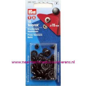 001299 / Navullingen Ms Voor 390302 Brons 15 Mm Prym art. nr. 390327